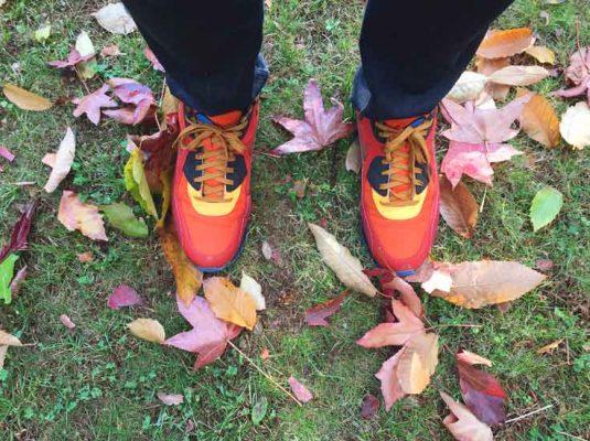 stylische Herrenschuhe für den Herbst in Berlin - nike premium herbstsneaker modeblog für männer