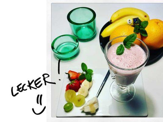 Rezept Seidentofu Shake auf Smoothie dem Kochblog MoKoWo