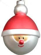 weihnachten weihnachtsmankugel