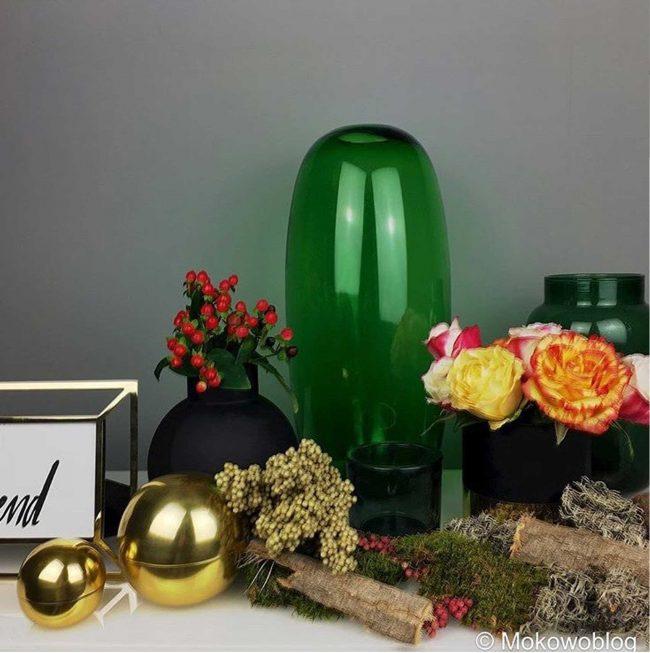 Stylische herbstliche tischdeko dekotrends 2017 mokowo wohnblog - Stylische weihnachtsdeko ...
