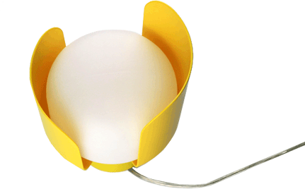 Wohnen-Wohnblog-interior-blog-gelbe lampe