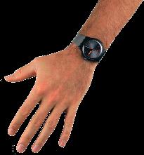 Modeblog für männer-mokowo blog-hand mit armbanduhr für herren