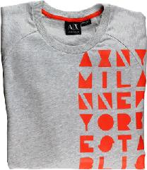 Modeblog für männer-mokowo blog-heller pulli mit orangener schrift