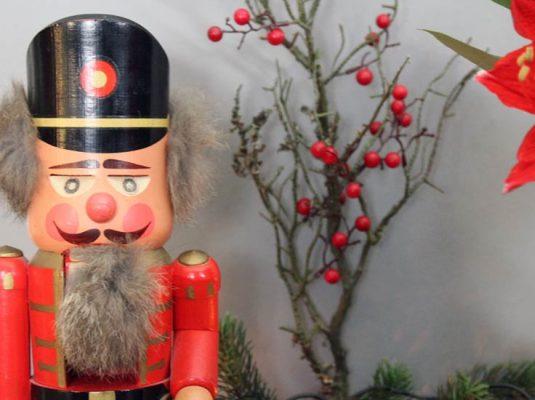 Nussknacker - Holzkunst aus dem Erzgebirge Weihnachten