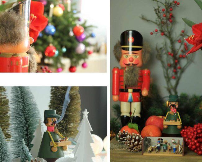 nussknacker und Räuchermännchen-Holzkunst aus dem Erzgebirge Weihnachten Blog