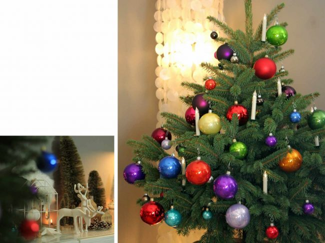 weihnachtsbaum bunt my blog. Black Bedroom Furniture Sets. Home Design Ideas