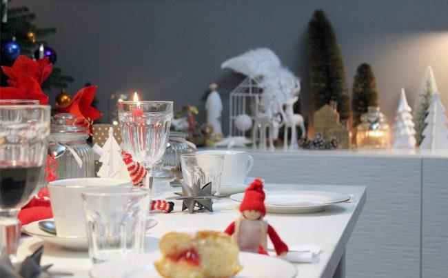 tischdeko Weihnachten im klassischen norischen Stil-mokowo-weihnachten-detail
