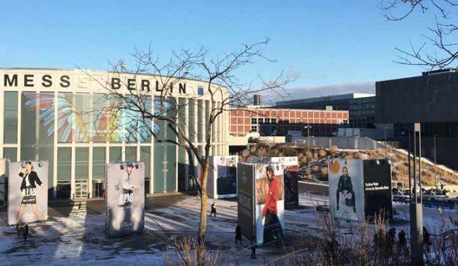 Bild von der Messe Berlin zur Panorama Fashionweek Berlin