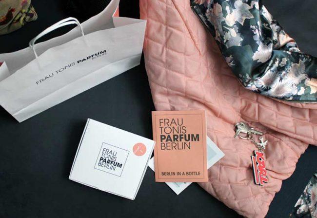 Beitragsbild Duftbox Gewinnspiel, Verlosung - Parfum Box von Frau Fonis Parfum Berlin Werkstatt
