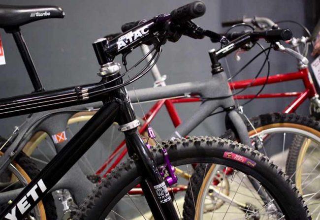 Beitragsbild Beitrag Fahrradschau Berlin mit 3 Mountainbikes