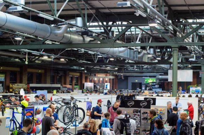 Messe Fahrradschau Berlin 2017
