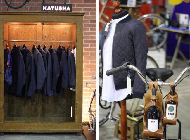 Mode auf der Fahrradschau Berlin