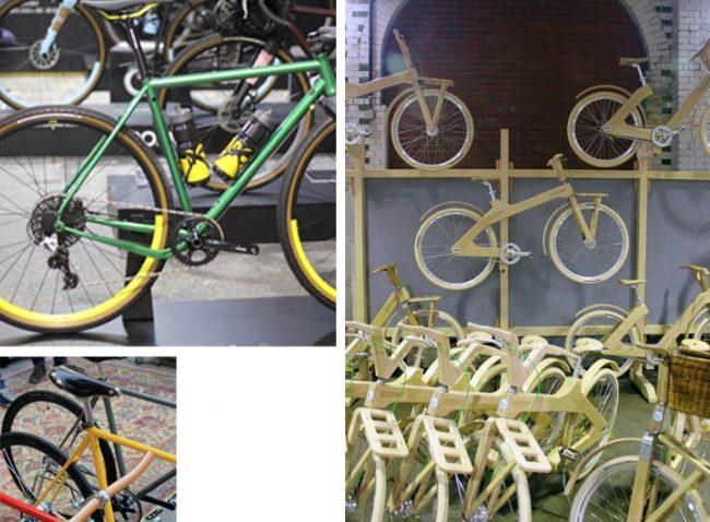 Trendfarben und Räder auf der Fahrradschau Berlin