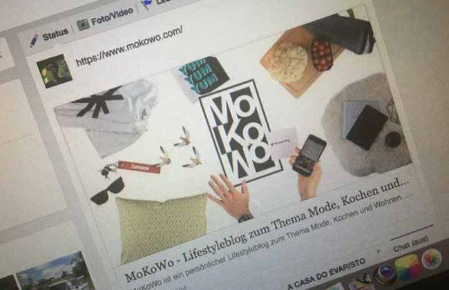 Mokowo Blog Bildschirmfoto zum Blogbeitrag Auszeit nehmen