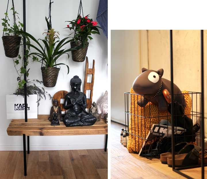 die flur deko und wandgestaltung im flur mokowo wohnblog. Black Bedroom Furniture Sets. Home Design Ideas
