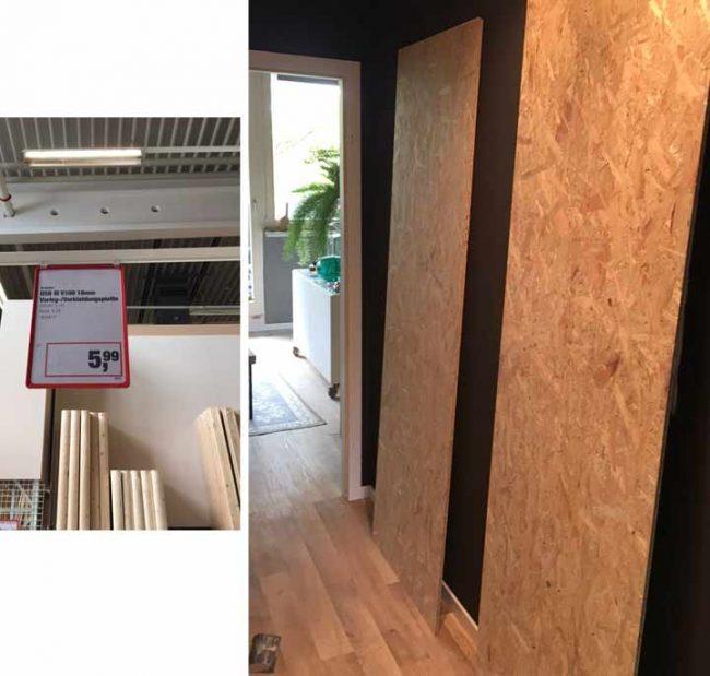 Diese Design Und Deko Kombination Für Die Wandgestaltung Im Flur Hatten Wir  In Barcelona Entdeckt Und Musste Unbedingt Auch In Unseren Flur Einfließen.