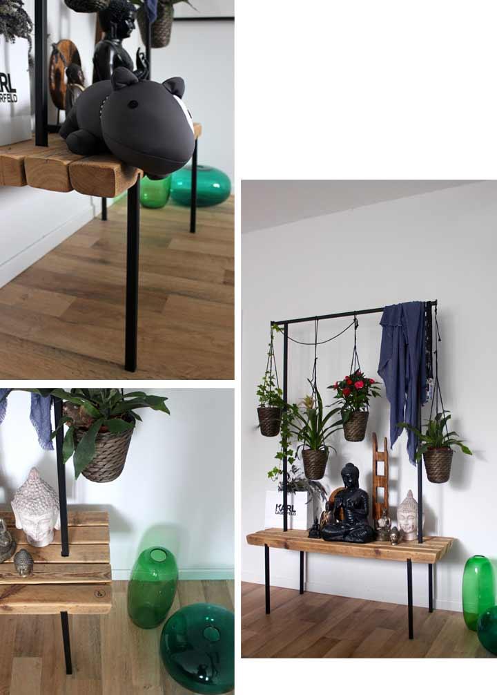 garderobe mit sitzbank weld co wohnblog mokowo interior. Black Bedroom Furniture Sets. Home Design Ideas