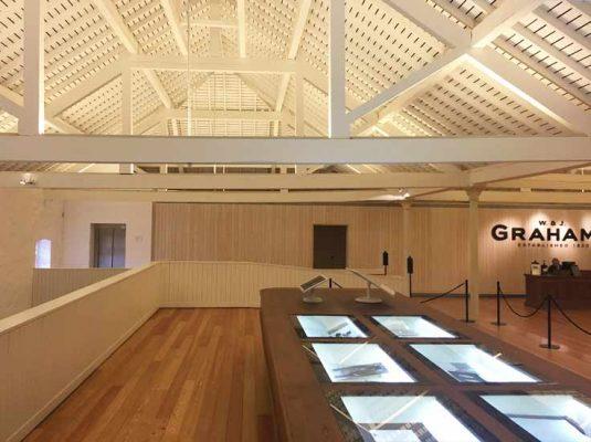 Erfahrungsbericht Vinum Restaurant Grahams Portweintour Porto Kochblog