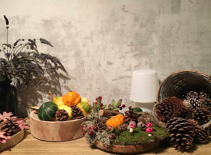Stimmungsvolle herbstdeko selbst gestalten diy herbstdekoration 2017 wohnblog beitragsbild mokowo - Herbstdekoration 2017 ...