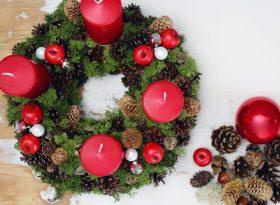 goldene teller an weihnachten mokowo weihnachten. Black Bedroom Furniture Sets. Home Design Ideas