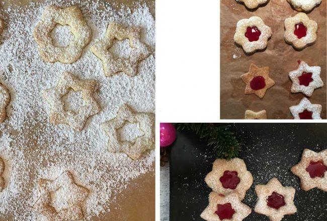 Butterplätzchen Weihnachten einfaches Rezept - Bild Zubereitung Plätzchen