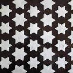 einfaches Zimtsterne Rezept backen - Bild mit Sternenform