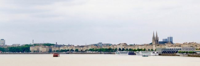 Panorama Bordeaux - Reisebericht Bordeaux