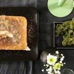 Express Kuchen Rezept zum nachbacken - Bild Kuchen mit Tischdeko