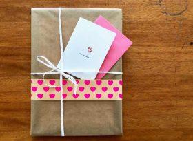 Geldgeschenk zur Hochzeit hübsch verpackt - DIY Anleitung zu nachmachen