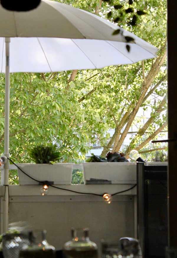 DIY Balkon Gestaltung Sommer