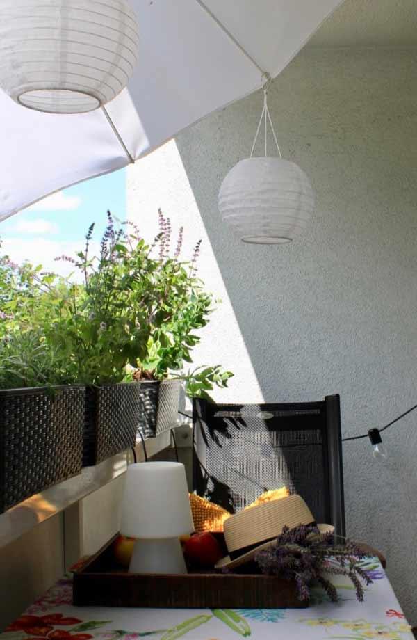 Balkonmöbel schmalen Balkon